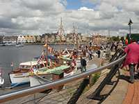Dunkirk little ships at Chatham